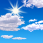 Friday: Mostly sunny, with a high near 42.